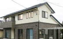 上品な高級感溢れる高品位の家(栗原市・S様)のサムネイル