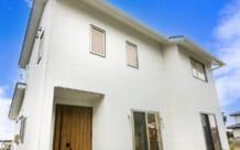 アクセントカラーが映えるナチュラルモダンな高品位の家(大和町・I様)のサムネイル