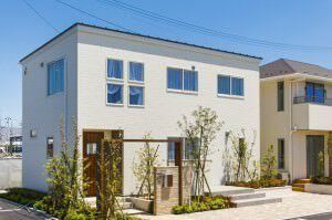 仙台東住宅公園「コンパクトな家」モデルハウスのサムネイル