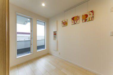 仙台東高品位の家モデルハウス (8)
