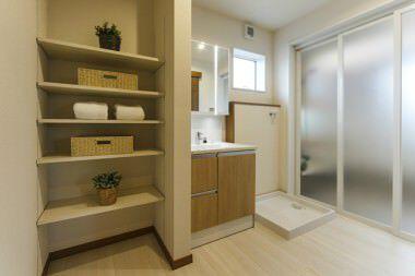 大崎平屋の家モデルハウス (9)