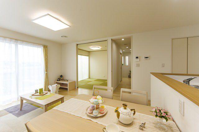大崎住宅公園「コンパクトな家」モデルハウスのサムネイル