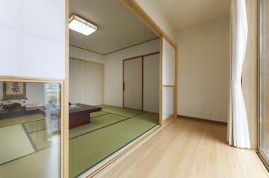 大崎平屋の家モデルハウス (5)