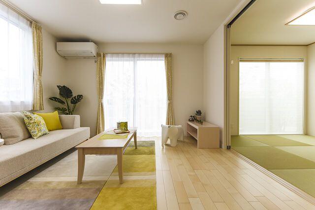 大崎コンパクトな家モデルハウス (5)