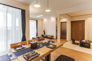 大崎平屋の家モデルハウス (14)
