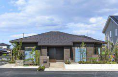 大崎平屋の家モデルハウス (1)