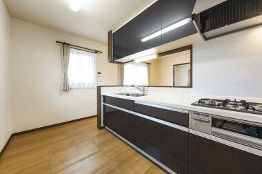 20130927平屋の家キッチン