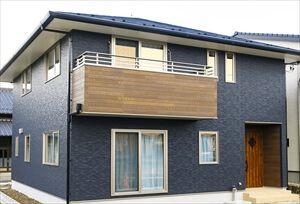 お気に入りの設備仕様で暮らす、家事ラク動線のとれた高品位の家(岩沼市・O様邸)のサムネイル