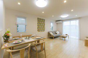 仙台東住宅公園「高品位の家」モデルハウスのサムネイル