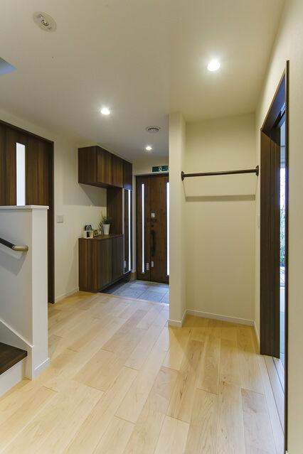 大崎高品位の家モデルハウス (5)