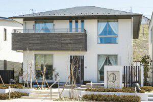 仙台北 住宅公園「高品位の家」モデルハウス(富谷市)のサムネイル