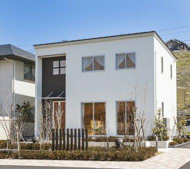 あいホーム仙台北住宅公園コンパクトな家モデルハウス