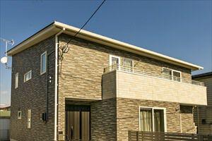 担当八木さんで選んだあいホーム。モダンエレガンスに仕上げたZEHの家(仙台市・K様邸)のサムネイル